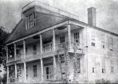 Old Slave House - 1891