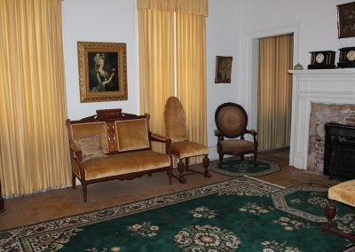 SOUTHWEST SITTING ROOM SECOND FLOOR 5